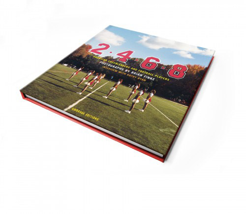 Brian Finke, 2-4-6-8: American Cheerleaders and Football Players