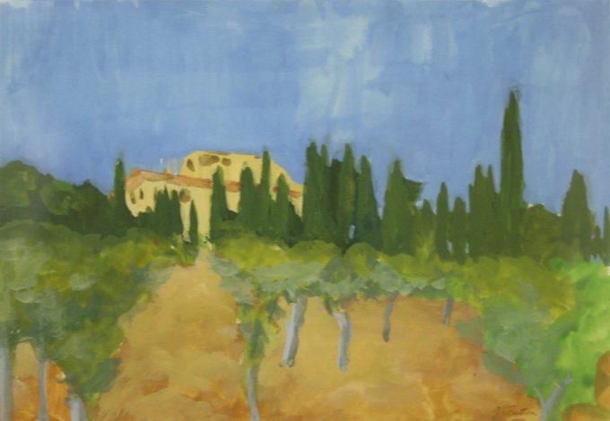 John Button, Tuscany