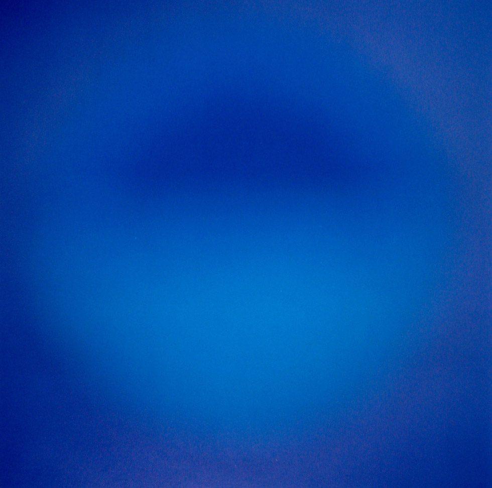 Blue Sphere #429