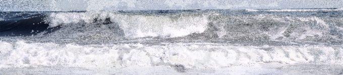 Aziz + Cucher, Wave (Blue)