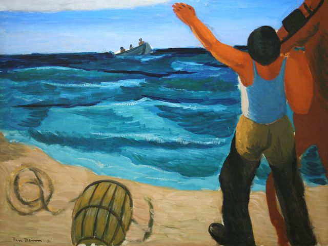 Ben Benn, Hailing the Boat