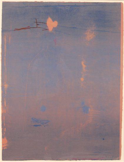 Helen Frankenthaler, Cameo III