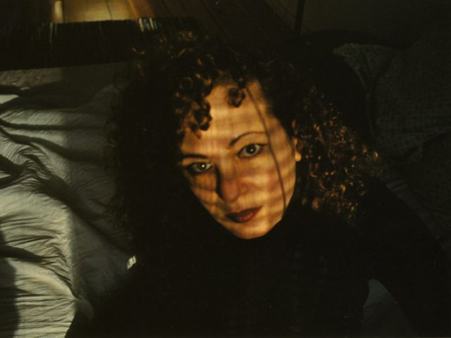 Nan Goldin, Self-portrait in my room, Berlin