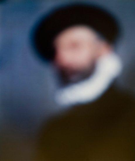 Bill Armstrong, Untitled (Renaissance Portraits #1221)