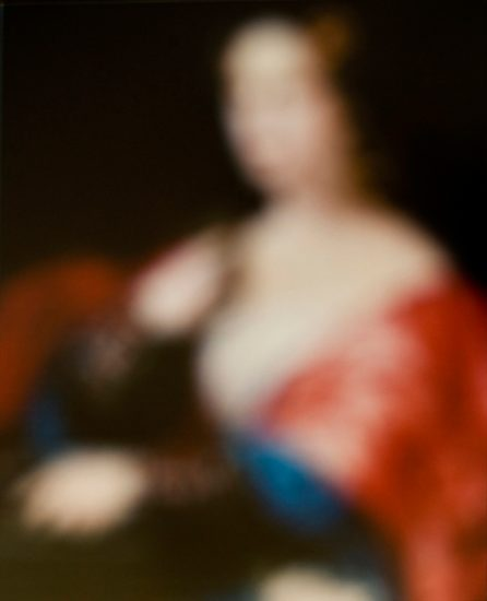 Bill Armstrong, Untitled (Renaissance Portraits #1224)