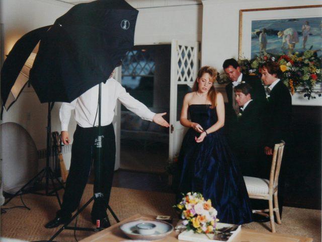 Tina Barney, The Bridesmaid