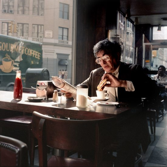 Janet Delaney, Man Dunking Sandwich