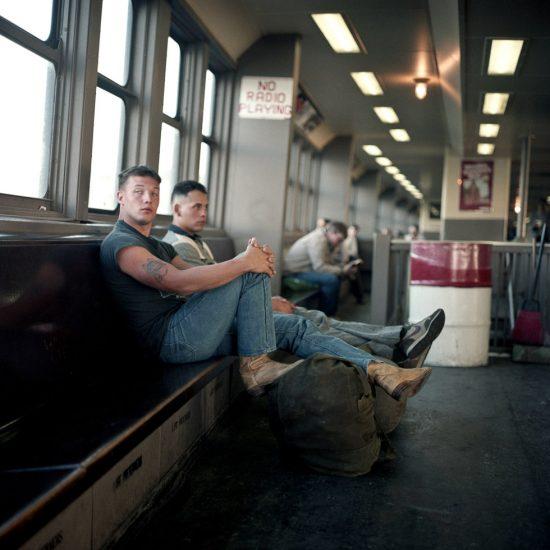 Janet Delany, Staten Island Ferry Boys