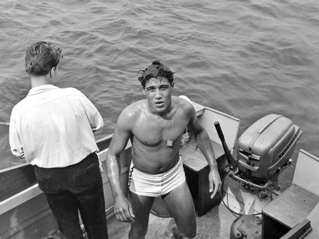Armand Agresti, Lou, Howard Beach, New York