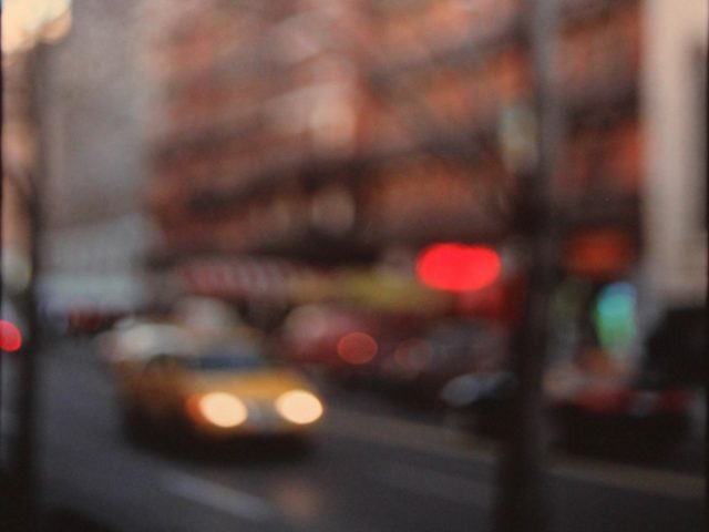 David Armstrong, NYC, Yellow Cab, Upper East Side