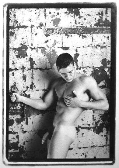 Bill Costa, Untitled (Ivan Hand on Nipple)