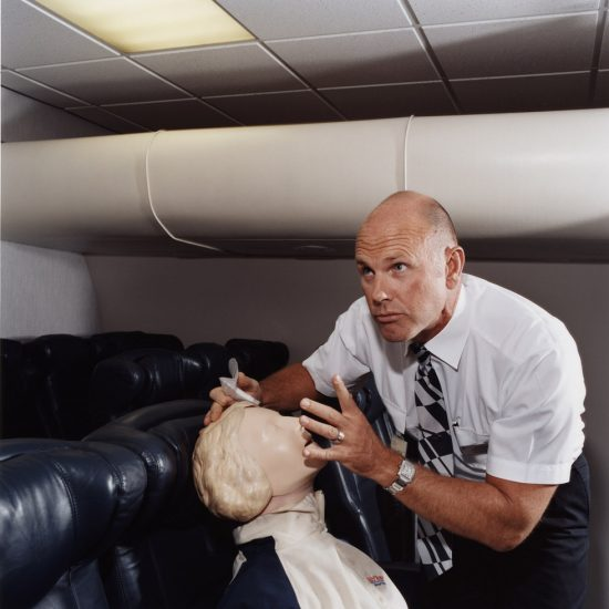 Brian Finke, Alan, British Airways