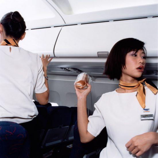 Brian Finke, Wenyi and Kate, Tiger Airways