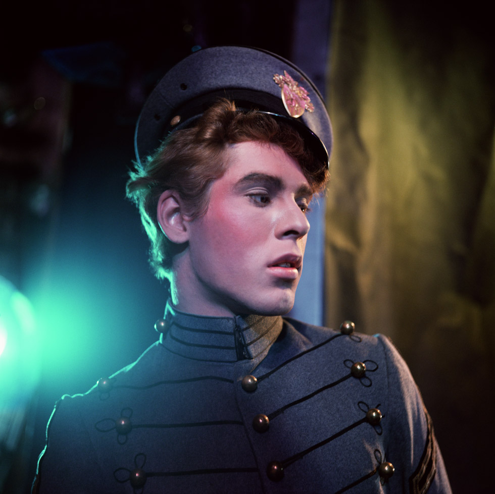 James Bidgood, Cadet, Pink Narcissus