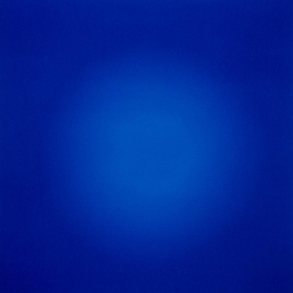 Blue Sphere #422