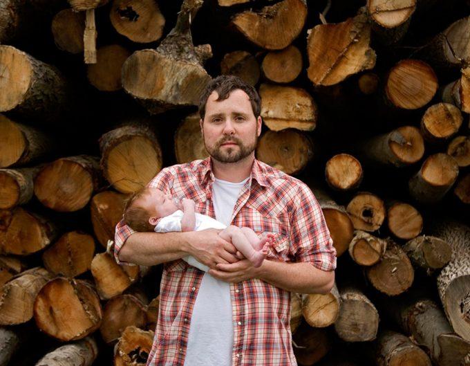 Jesse Burke, Father