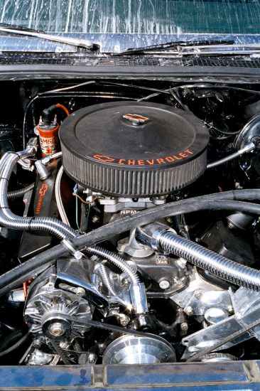 Michael Schmelling, Chevy Motor