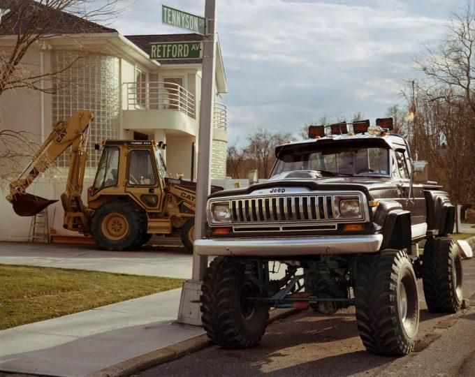 Joshua Lutz, Untitled (Monster Truck)