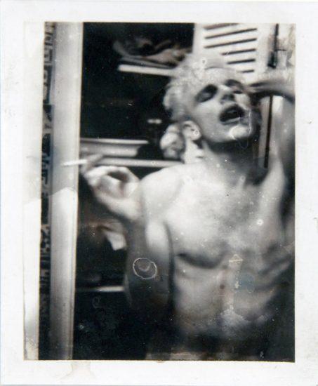"Mark Morrisroe, ""Untitled"" Jack pierson"
