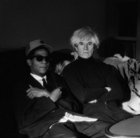 Jeannette Montgomery Barron, Warhol and Basquiat