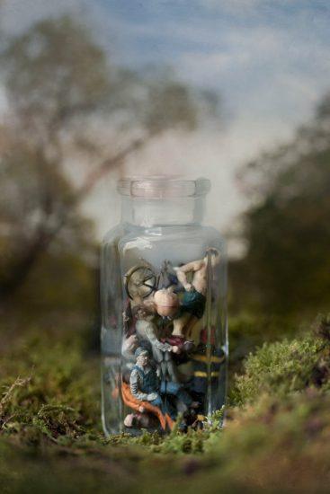 Marc Yankus, Little People in the Bottle