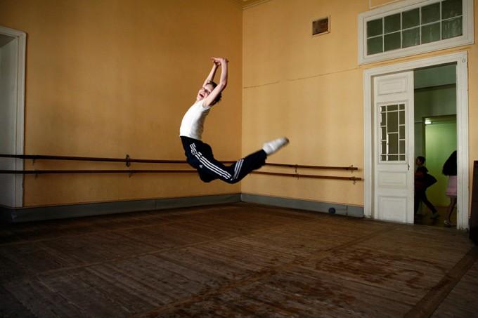 Rachel Papo, Alexander, Ballet, St Petersburg, Russia