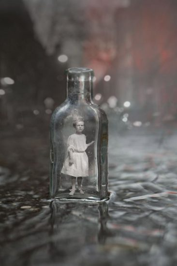Marc Yankus, Girl in the Bottle