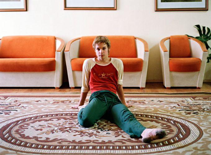 Rachel Papo, Ilya, Ballet, St Petersburg, Russia