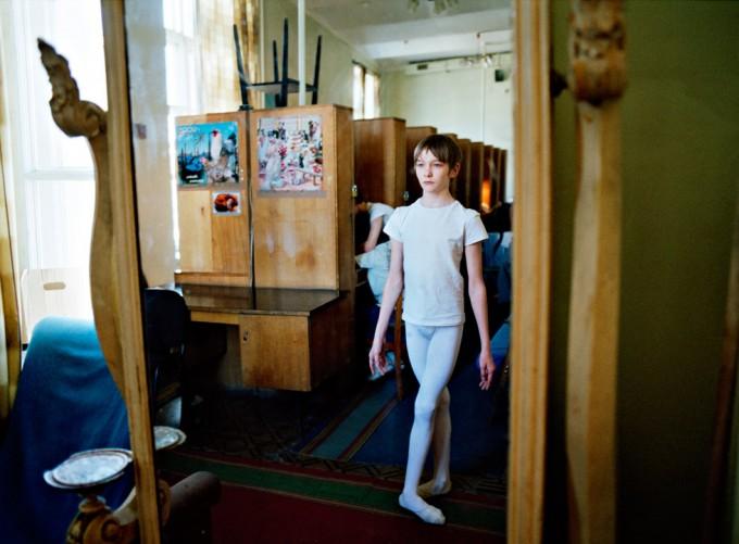 Rachel Papo, ilya in mirror, Ballet, St Petersburg, Russia