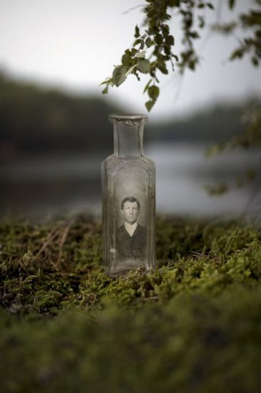 Marc Yankus, Man in the Bottle