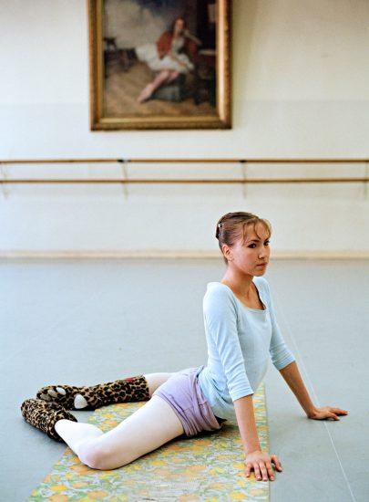 Rachel Papo, Sasha, Ballet, St Petersburg, Russia