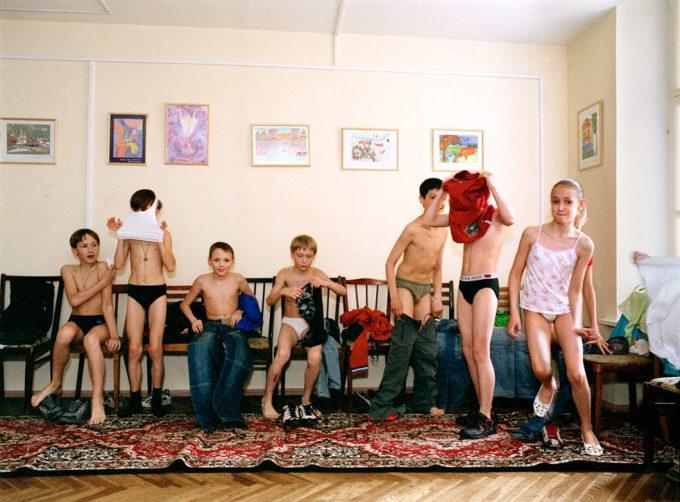 Rachel Papo, Ballet, St Petersburg, Russia