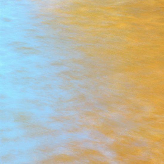 Frank Yamrus, sunset on Pilgrim Lake, Provincetown