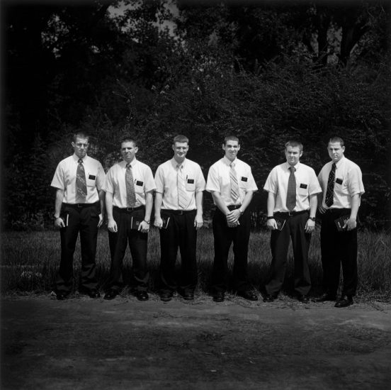 Dave Anderson, Mormon Missionaries