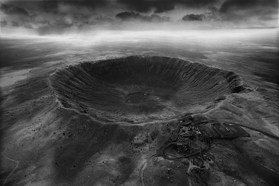 the origin and history of meteor crater History & culture food, drink & nightlife kaali field of meteorite craters on saaremaa is the rarest nature wonder in estonia really cool to see a real meteorite crater (the origin is confirmed.