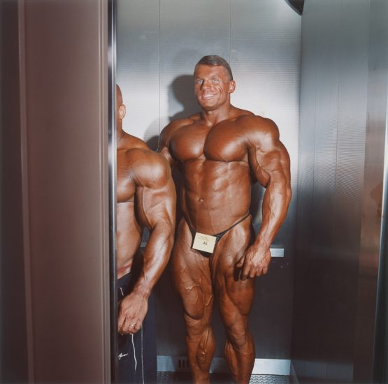 Brian Finke, Untitled (Bodybuilding 09)