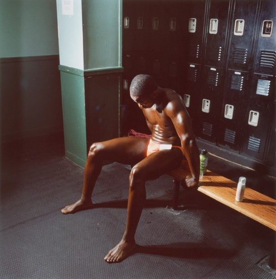 Brian Finke, Untitled (Bodybuilding 36)