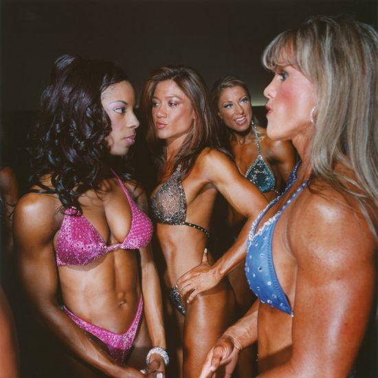 Brian Finke, Untitled (Bodybuilding 43)