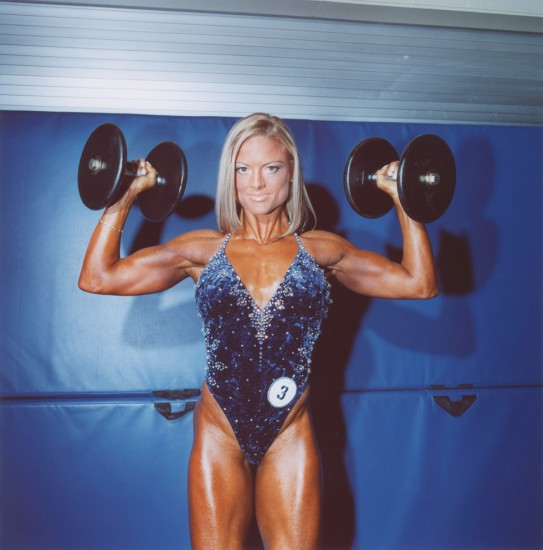 Brian Finke, Untitled (Bodybuilding 48)