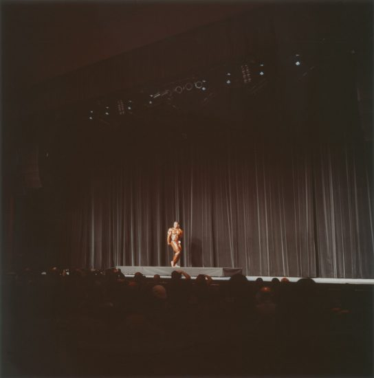 Brian Finke, Untitled (Bodybuilding 50)