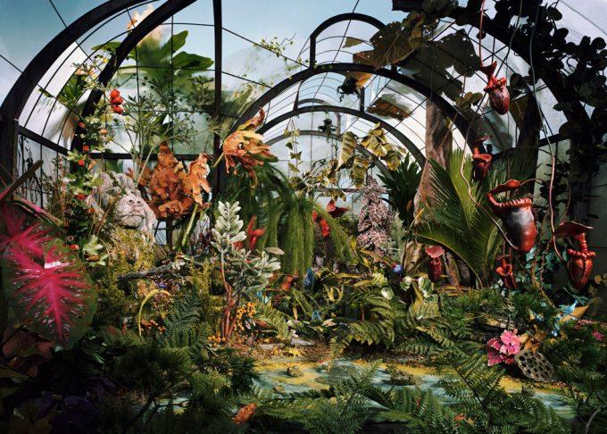 Lori Nix, Botanical Garden