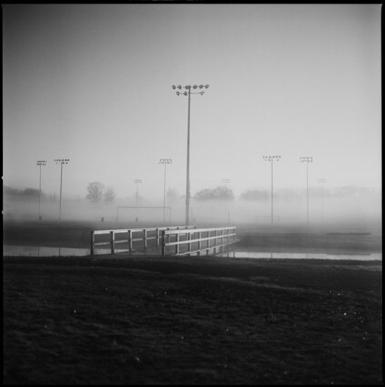 Dave Anderson, Ball Field