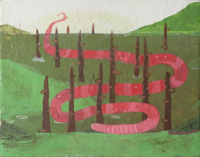 Scott Daniel Ellison, Earthworm