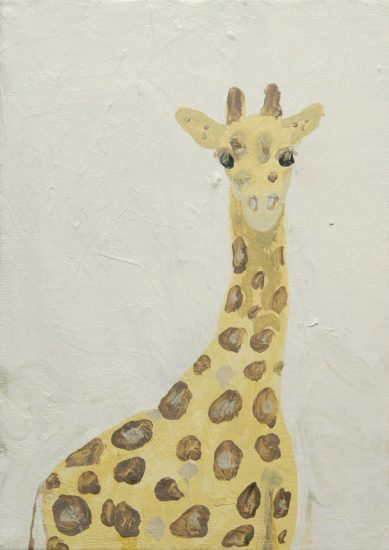 Scott Daniel Ellison, Giraffe