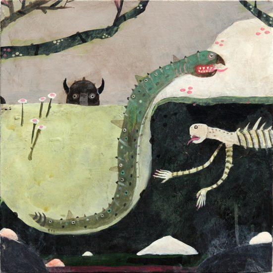 Scott Daniel Ellison, Swamp