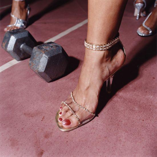 Brian Finke, Untitled (Bodybuilding 93)