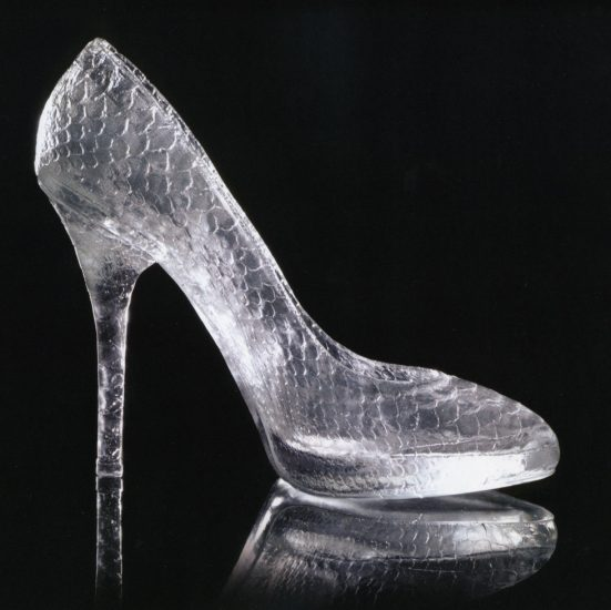 Jill Greenberg, Glass Ceiling, Glass Slipper