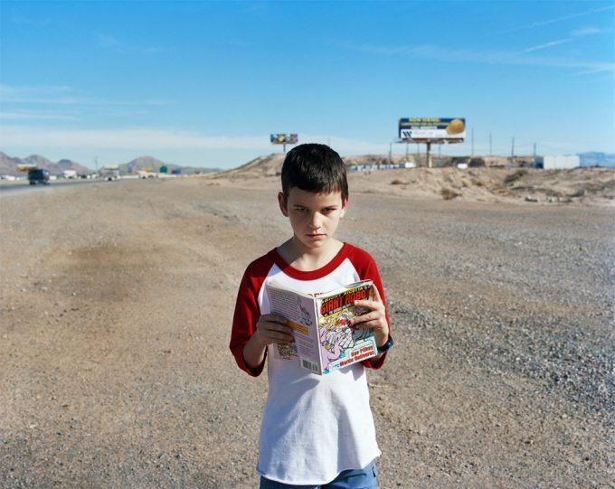 Amy Stein, Interstate 15, Nevada
