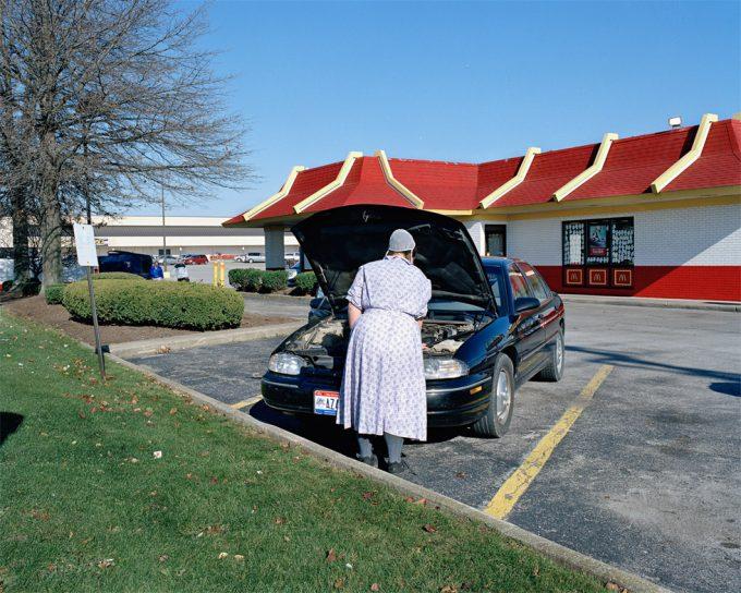 Amy Stein, Mennonite, Route 76, Pennsylvania