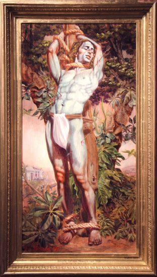 Mark Beard, Hippolyte-Alexandre Michallon, Le Martyr de St Sebastien
